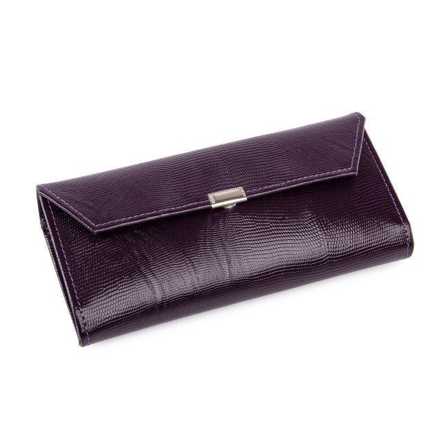 Фиолетовое портмоне Кайман - 2099.00 руб