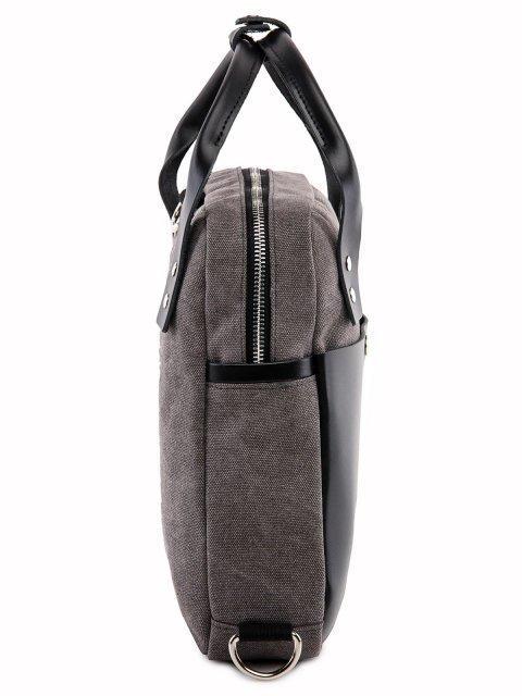 Серая сумка планшет S.Lavia (Славия) - артикул: 01-68 3005 - ракурс 2