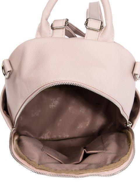 Бежевый рюкзак S.Lavia (Славия) - артикул: 1186 218 20  - ракурс 4