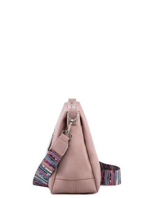 Розовая сумка планшет S.Lavia (Славия) - артикул: 1175.1 910 43 - ракурс 2