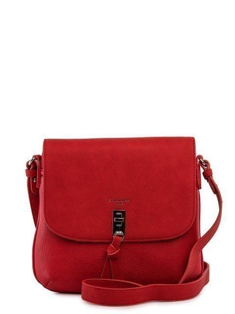 Красная сумка планшет David Jones - 2499.00 руб