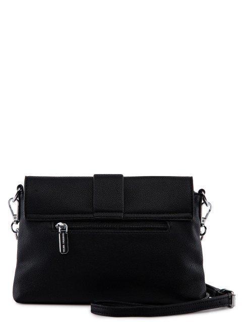 Чёрная сумка планшет Fabbiano (Фаббиано) - артикул: 0К-00023729 - ракурс 3