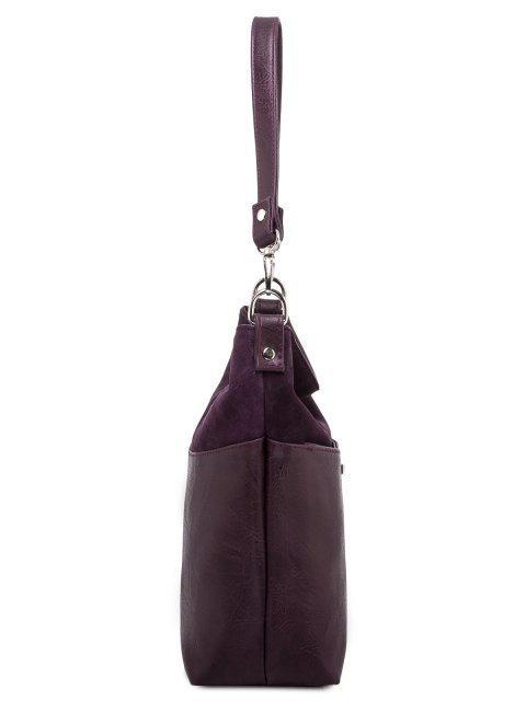 Бордовая сумка планшет S.Lavia (Славия) - артикул: 1071 99 07 - ракурс 2