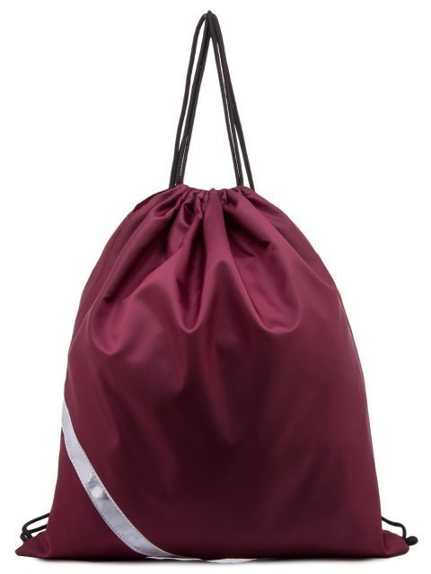 Бордовая сумка мешок S.Lavia - 175.00 руб