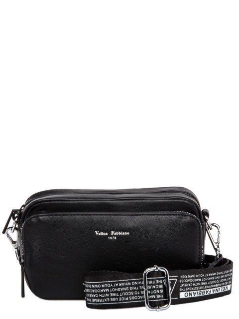 Чёрная сумка планшет Fabbiano - 2589.00 руб