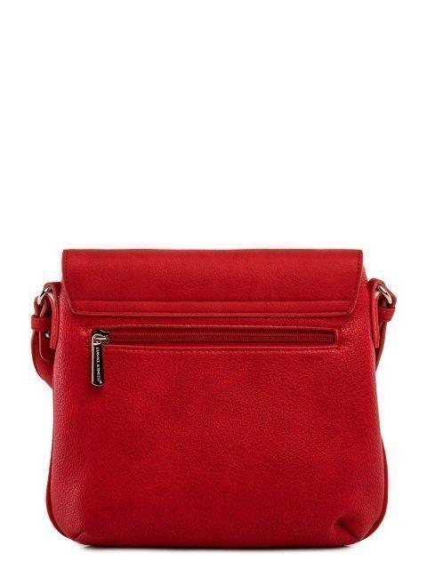 Красная сумка планшет David Jones (Дэвид Джонс) - артикул: 0К-00026050 - ракурс 3