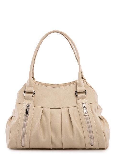 Бежевая сумка классическая S.Lavia - 2099.00 руб
