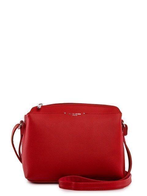 Красная сумка планшет David Jones - 2099.00 руб