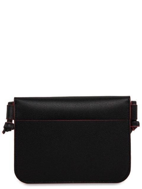 Чёрная сумка планшет S.Lavia (Славия) - артикул: 1132 89 01-04 - ракурс 3