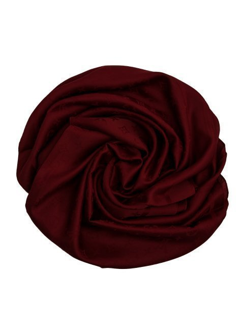Бордовый платок Палантин - 770.00 руб
