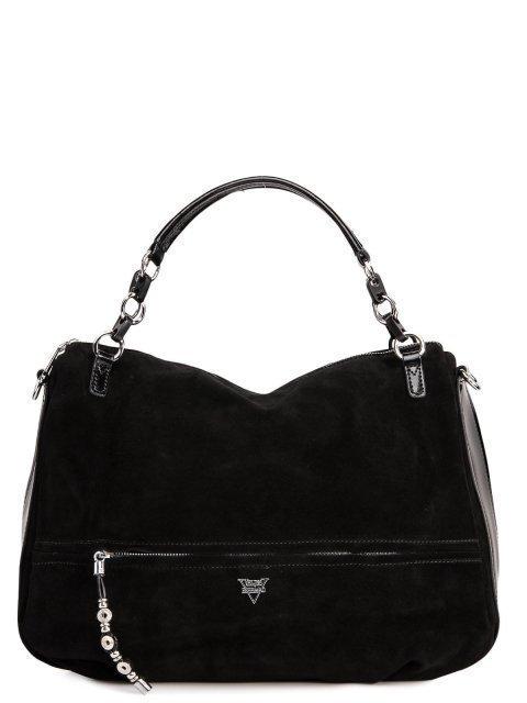 Чёрная сумка мешок Fabbiano - 4699.00 руб