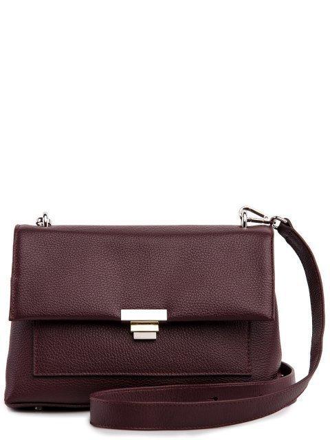 Бордовая сумка планшет Afina - 10999.00 руб