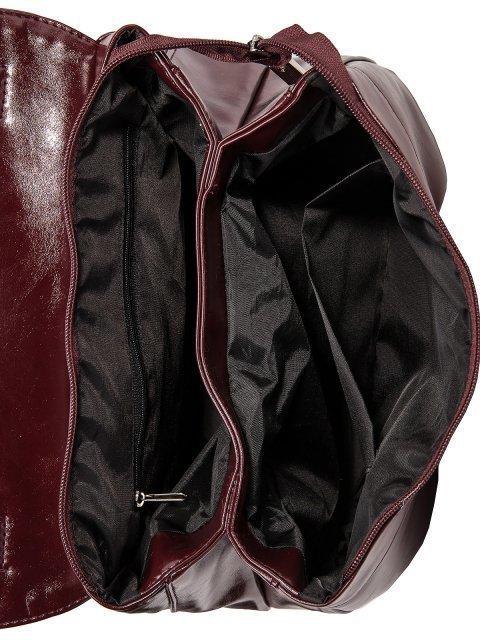 Бордовый портфель S.Lavia (Славия) - артикул: 1165 55 03 - ракурс 4
