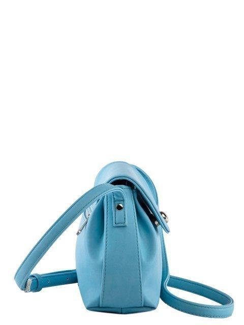 Голубая сумка планшет S.Lavia (Славия) - артикул: 611 333 34 - ракурс 2
