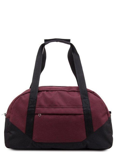 Бордовая дорожная сумка S.Lavia - 909.00 руб
