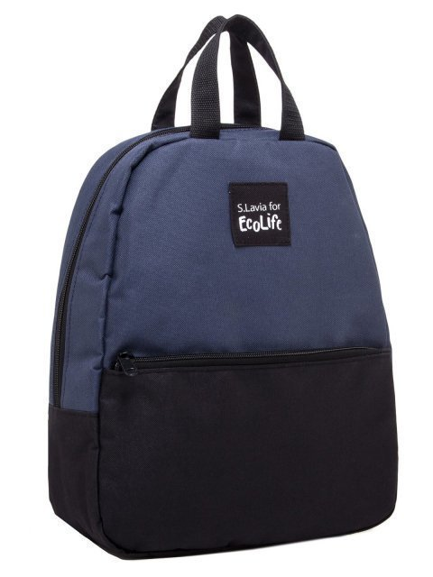 Синий рюкзак S.Lavia (Славия) - артикул: 00-76 000 70 - ракурс 3