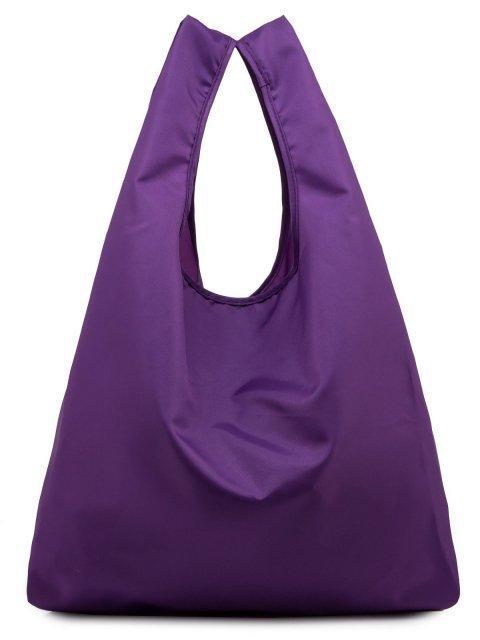 Фиолетовый шоппер S.Lavia - 595.00 руб