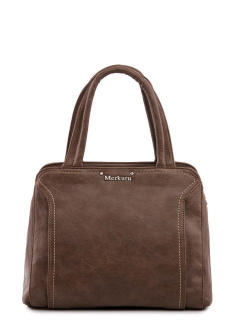 Коричневая сумка классическая Metierburg - 3299.00 руб