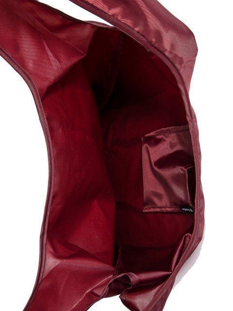 Бордовый шоппер S.Lavia (Славия) - артикул: 00-70 42 03 - ракурс 4