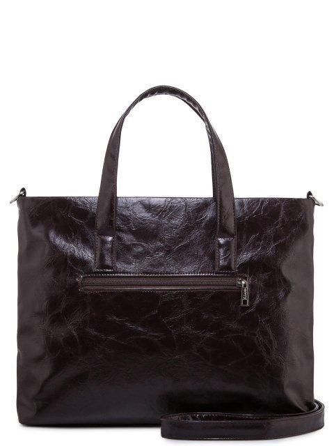Коричневая сумка классическая S.Lavia (Славия) - артикул: 660 048 12 - ракурс 3
