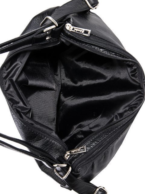 Чёрная сумка мешок S.Lavia (Славия) - артикул: 962 601 01 - ракурс 5