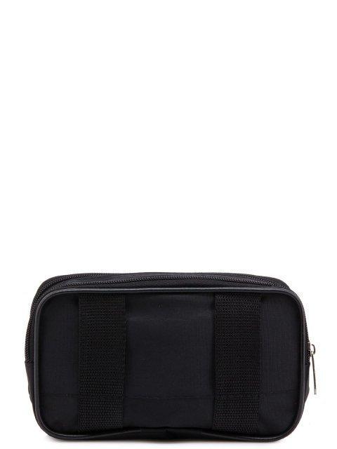 Чёрная сумка на пояс S.Lavia (Славия) - артикул: 0К-00013334 - ракурс 3