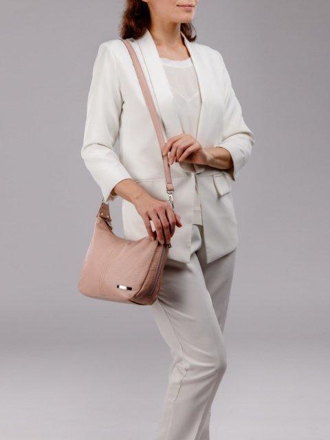 Розовая сумка планшет S.Lavia (Славия) - артикул: 358 601 42 - ракурс 6