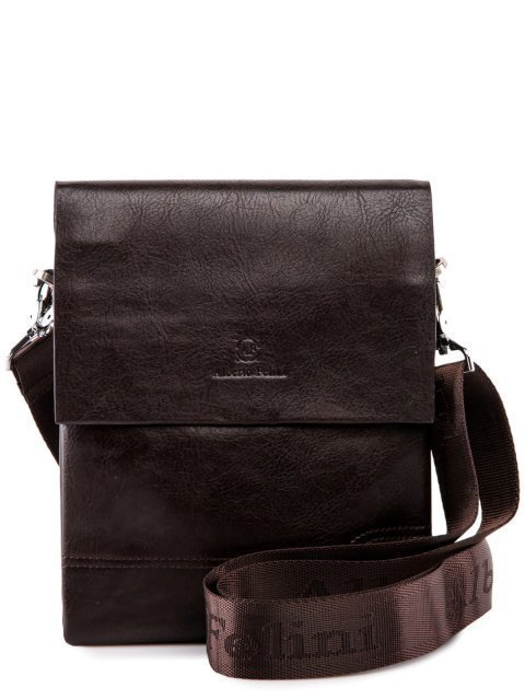 Коричневая сумка планшет Across - 2699.00 руб
