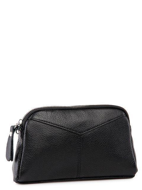 Чёрная сумка планшет S.Lavia (Славия) - артикул: 0018 13 01 - ракурс 1