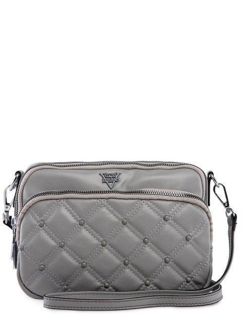 Серая сумка планшет Fabbiano - 3199.00 руб