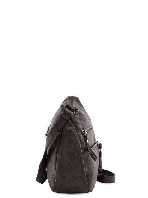 Коричневая сумка планшет S.Lavia (Славия) - артикул: 951 601 12 - ракурс 2