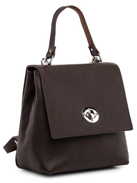 Коричневый рюкзак S.Lavia (Славия) - артикул: 0085 12 02 (комб.12 22)  - ракурс 1