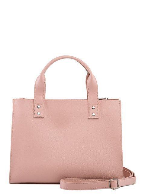 Розовая сумка классическая S.Lavia (Славия) - артикул: 1223 94 42 - ракурс 3