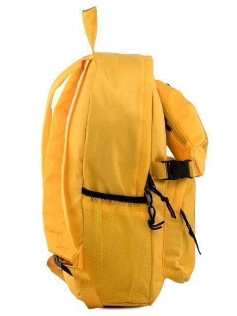 Жёлтый рюкзак Angelo Bianco (Анджело Бьянко) - артикул: 0К-00028782 - ракурс 2