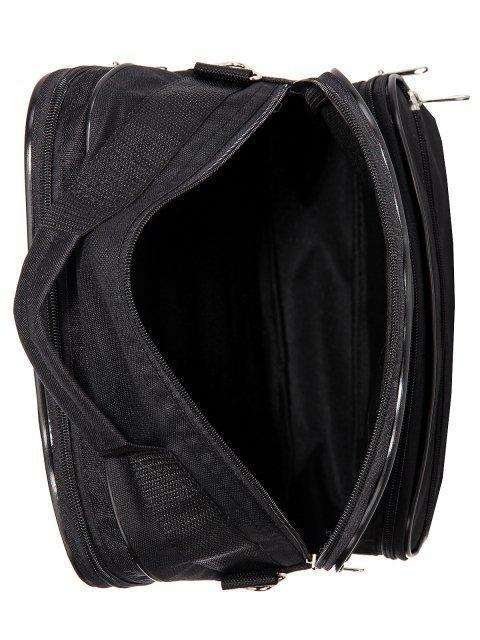 Чёрная сумка планшет S.Lavia (Славия) - артикул: 00-21 000 01/1 - ракурс 4