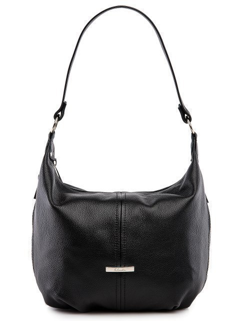 Чёрная сумка мешок S.Lavia - 4340.00 руб
