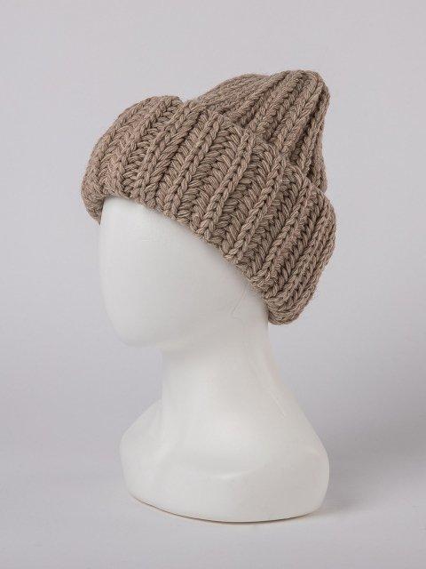 Бежевая шапка Barkle - 899.00 руб