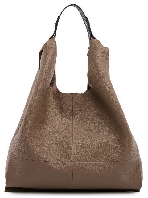 Бежевая сумка мешок S.Lavia (Славия) - артикул: 0091 12 25  - ракурс 3