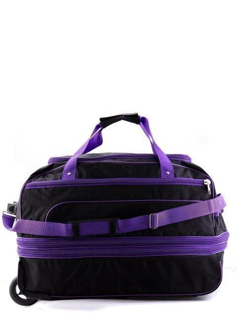 Чёрный чемодан Lbags - 3499.00 руб