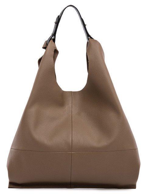 Бежевая сумка мешок S.Lavia - 5320.00 руб