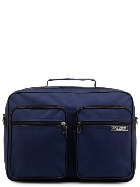 Синяя сумка классическая S.Lavia - 599.00 руб