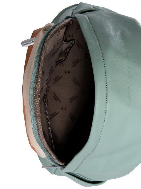 Мятный рюкзак Fabbiano (Фаббиано) - артикул: 0К-00023735 - ракурс 4