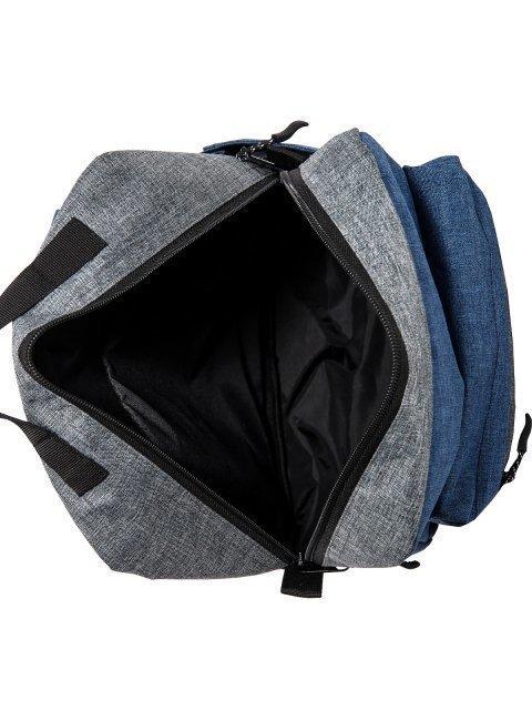 Синий рюкзак S.Lavia (Славия) - артикул: 00-101 00 70 - ракурс 4
