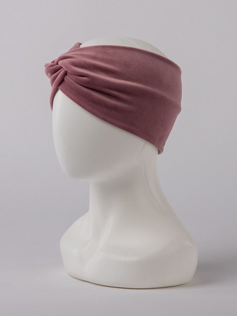 Сиреневая повязка на голову Baitex - 399.00 руб