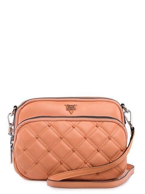 Оранжевая сумка планшет Fabbiano - 3199.00 руб