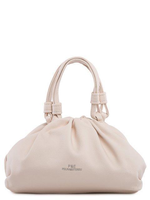 Бежевая сумка классическая Polina - 2999.00 руб