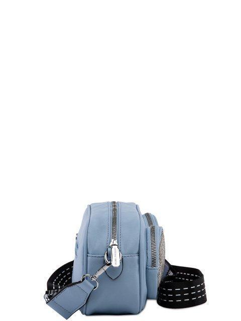 Голубая сумка планшет Fabbiano (Фаббиано) - артикул: 0К-00023510 - ракурс 2