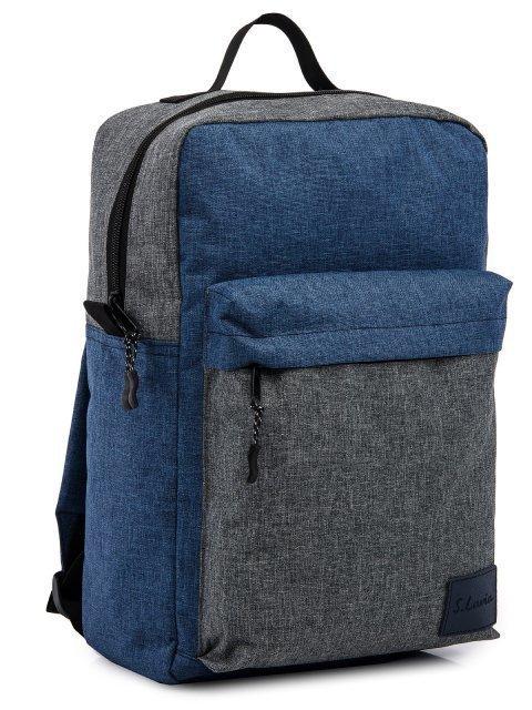 Синий рюкзак S.Lavia (Славия) - артикул: 00-101 00 70 - ракурс 1