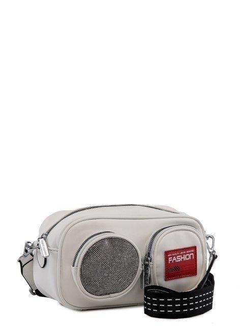 Белая сумка планшет Fabbiano (Фаббиано) - артикул: 0К-00023509 - ракурс 1