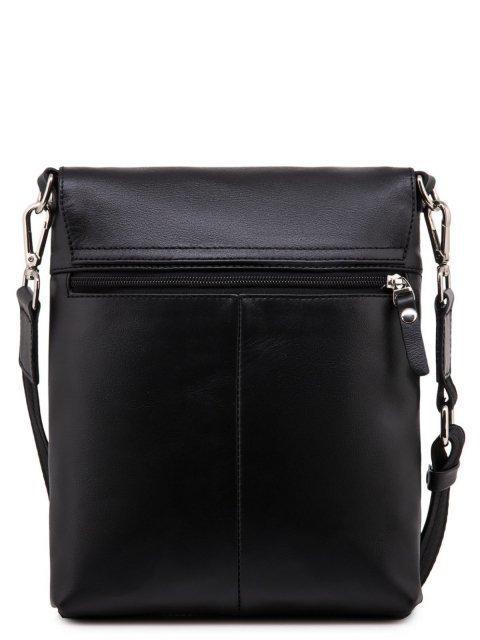 Чёрная сумка планшет S.Lavia (Славия) - артикул: 0066 10 01 - ракурс 3